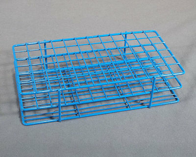 72-Place Wire Test Tube Rack Epoxy Coated 10-16mm Tubes
