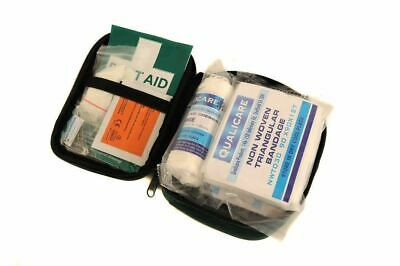 Qualicare | Travel First Aid Kit QF1100 | 1 Person | 1 2 3 6 12 Packs