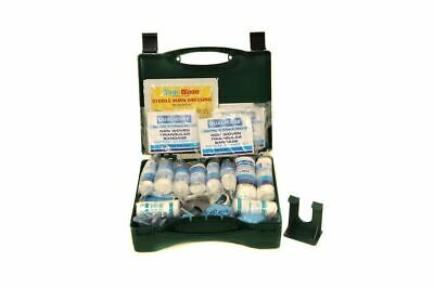 First Aid Kit QF2120 BSI Medium Kit 1 2 3 6 12 Packs