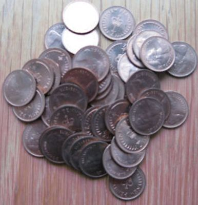 1/2p QE2 1/2 Penny Coins Good Condition