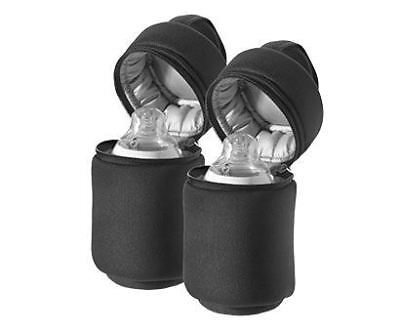 Tommee Tippee Closer To Nature Insulated Bottle Bags 1 2 3 6 12 Packs