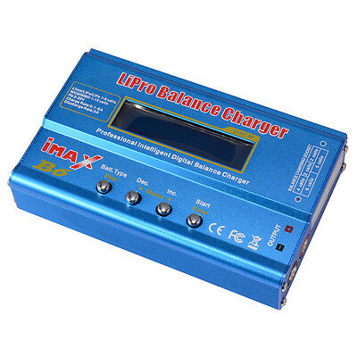 i-MAX B6 Charger Professional Digital RC Lipo NiMh Batteria Caricabatterie RC194