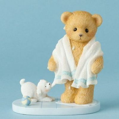 Cherished Teddies Wash Your Cares Away 4038061