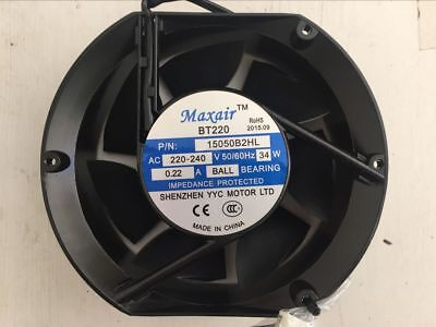"BRAND NEW Univeral 150mm / 6""Inch 220-240V AC Oil Cooling Fan / Cooler Fan"