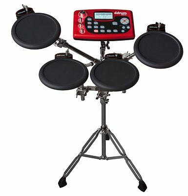 DDrum ddrum DD2XS 4-Pad Digital Drum Sample Station