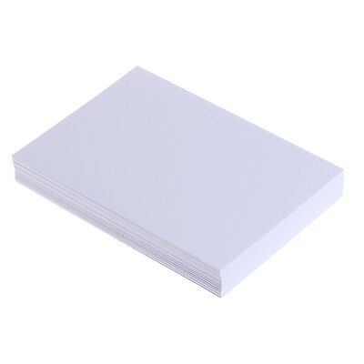 """100 Sheets Glossy 4R 4""""x6"""" 200gsm Paper Photo High Quality For Inkjet Printers"""