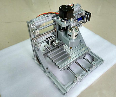Mini 3 Axis CNC Router Engraver Machine Carving Engraving DIY For PCB PVC Wood