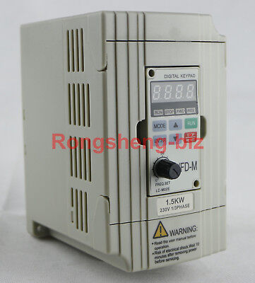 1PC NEW Delta converter VFD015M21A 220V 1.5KW #WM06