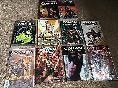Conan Graphic Novels