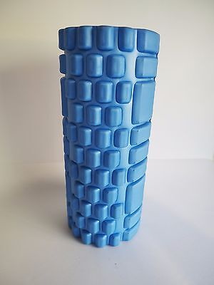 Great Blue Foam Roller for Sore Muscles. Great Condition! Bargain Price!!