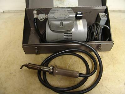 KamWeld 3.6 Amp Plastic Welder W/Compressor. Excellent Condition. USA