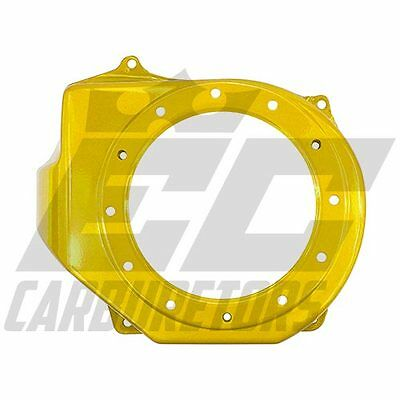 Single Yellow Blower Housing (Shroud) GX200 Clone Honda 196cc