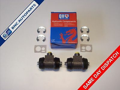REAR WHEEL CYLINDER PAIR for MG MIDGET MK 2 3 1964 - 74 (QH)