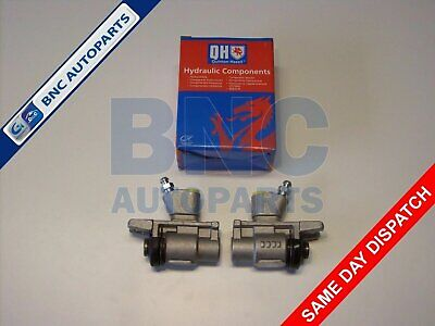 REAR WHEEL BRAKE CYLINDER PAIR for MG C from 1967 to 1984 QH (Quinton Hazell)