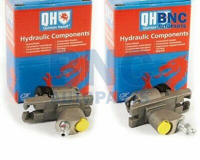 REAR BRAKE  WHEEL CYLINDER PAIR for FORD ESCORT MK 1 - QH