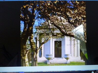 2 Grave Lot with 1/2 Monument located in Loudon Park Cemetery.