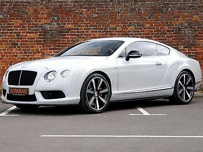 2014 Bentley Continental GT S V8 Auto - Reversing Cam - Great Colour Combination