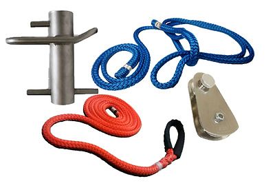 Beginner Rigging Kit with Porta Wrap, Block and Slings STANDARDRIGKIT