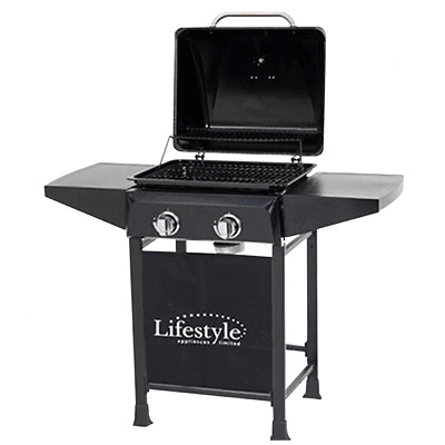Marco Phillippe 4 Main Plus Side & Rear Burner Gas BBQ with 240v rotisserie