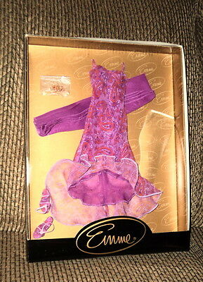 2002 Tonner Emme Ethereal Outfit Nrfb!