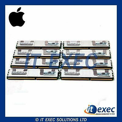 32GB (8x 4GB) RAM PC2-5300F FB-DIMM For Apple Mac Pro 2006 1.1 2007 2.1 Memory