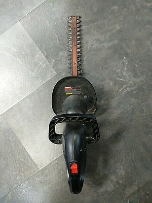 black and decker hedge trimmer TR1700 type 2