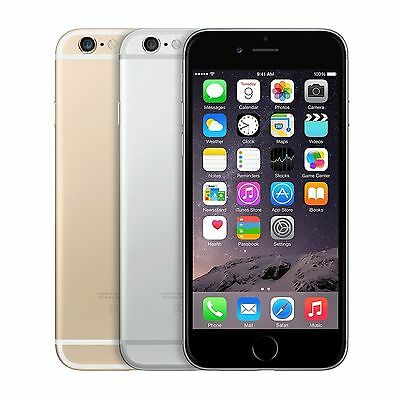Apple iPhone 6S PLUS (GSM Unlocked) 16GB Gold Gray Silver AT&T/T-mobile/Verizon