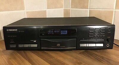 Pioneer Compact Disc Player - Pd-S504 - Tested Working