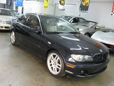 2006 BMW 3-Series 330Ci COUPE M PACKAGE SPORT NAVI HEATED SEATS AND MORE FLORIDA CAR NONSMOKER ADULTOWNE