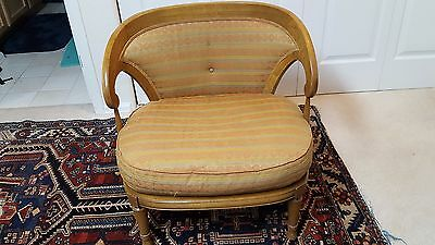 Vintage Tomlinson Pavane Chair 1960. Excellent Condition. Local Pickup