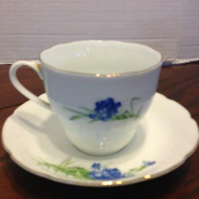 Vintage China Tea Cup & Saucer Made in Japan China #998
