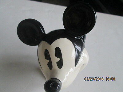Disney Mickey Head Teapot by Paul Cardew Collectibles New in Box