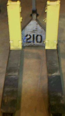 New 15000 pound capacity pallet forks new