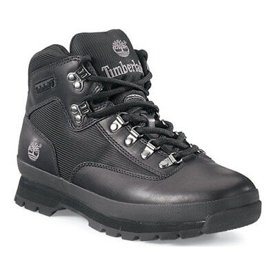 Timberland Men's   Euro Hiker Fabric/Leather