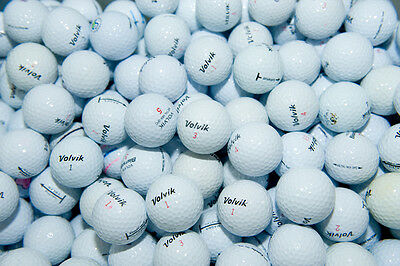 50 Volvik Golf Balls MINT / Near Mint Grade