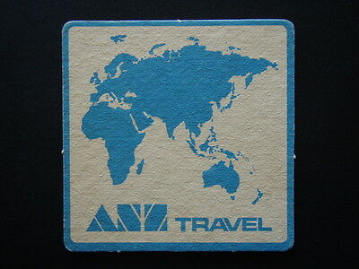 Anz Travel For Complete Travel Arrangements With Complete Bank Security Coaster