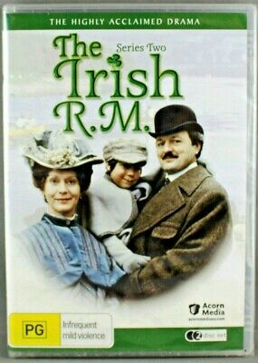 The IRISH R.M. DVD SERIES/SEASON 2 (DVD, 2009, 2-Disc Set) - BRAND NEW/SEALED