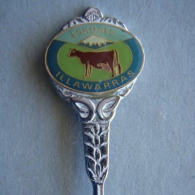 Eskdale Illawarras Souvenir Spoon Teaspoon
