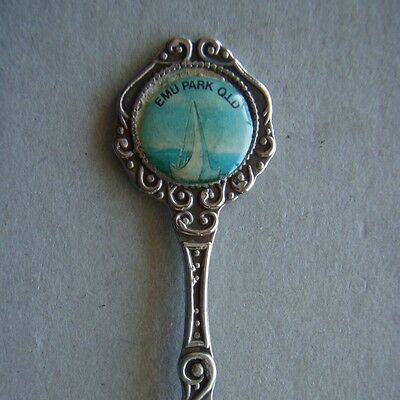Emu Park Qld Souvenir Spoon Teaspoon