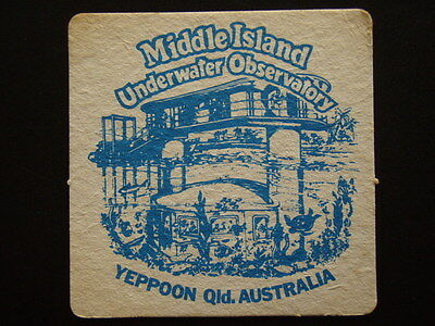 Middle Island Underwater Observatory Yeppoon Qld Coaster