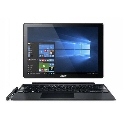 """Acer Aspire Switch Alpha SA5-271P-52UK 12"""" 2-in-1 Notebook i5 8GB 256GB Win10P"""