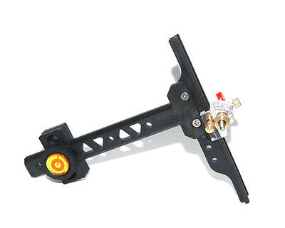 Plastic Archery T Shape Bow sights for Recurve Bow Adjustable Target Shooting