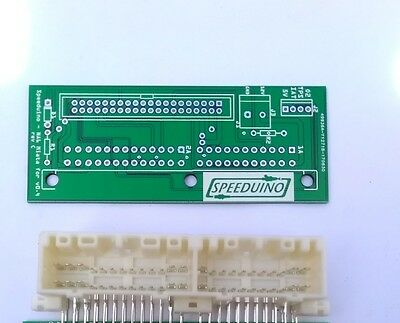 Speeduino MX5 1.6 adaptor board and Connector  for 0.4.3 PCB megasquirt