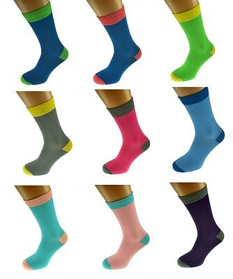 100 any mix pairs Mens two-tone Socks with contrasts popular Wedding use X6TC0--