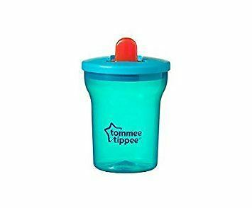 Tommee Tippee First Beaker Turquoise 1 2 3 6 12 Packs