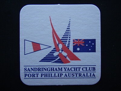 Sandringham Yacht Club Port Phillip Australia Coaster