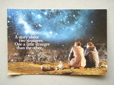 Story About Two Strangers One A Little Stranger Adam Avant Card #13645 Postcard