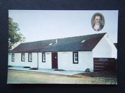 The Duncan Savings Bank Museum In Ruthwell Village Postcard