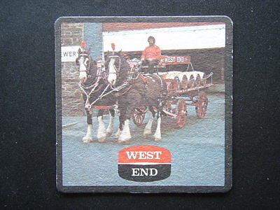 West End Draught Horse Coaster