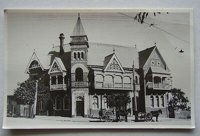 XXXX COLLECTOR SERIES POSTCARDS No 3 CHARDONS CORNER HOTEL ANNERLEY POSTCARD